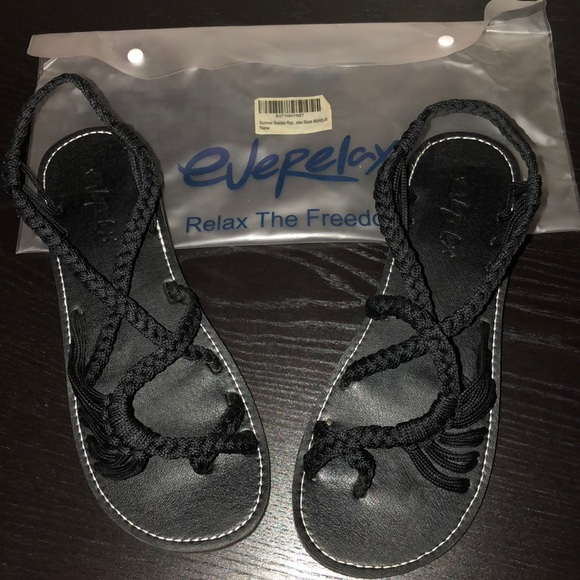 47bfb2c2125 everelax Shoes - Everelax rop sandal